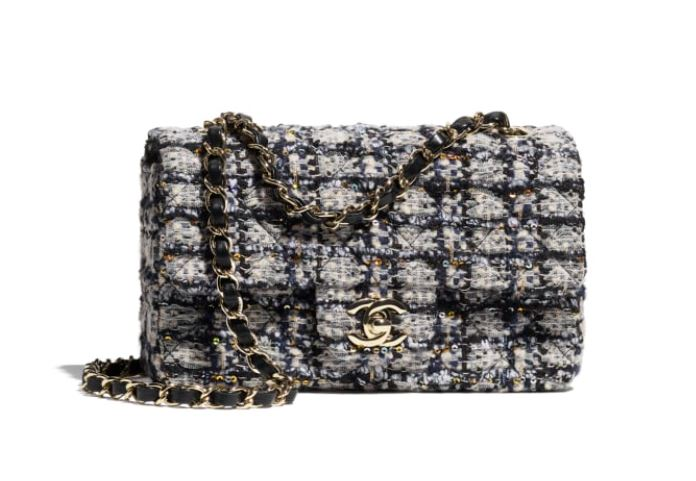 Top 5 Chanel bags that are non-leather!